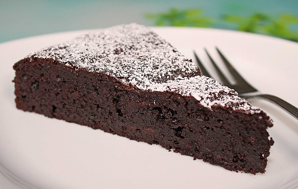 Tarte au chocolat - Tarte au chocolat sans oeuf ...